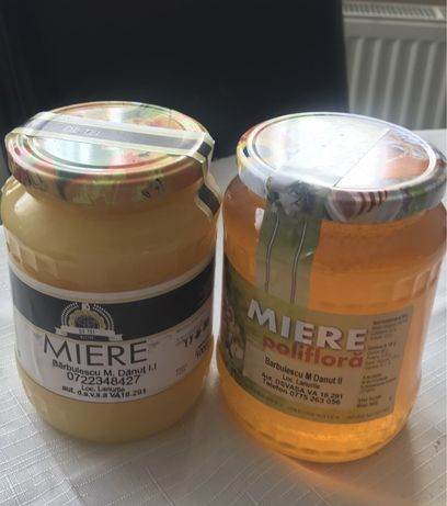 Vand miere si ceara de albine