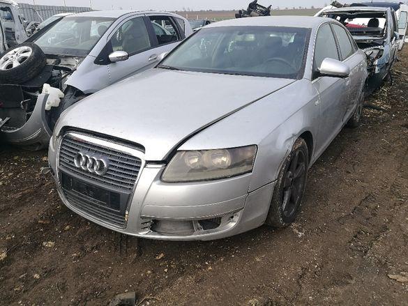 Продавам Ауди А6 куатро Audi A6 QUATTRO 3.0 TDI 225к.с. на части