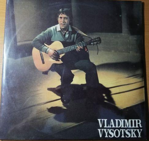 Пластинка, винил, двойной альбом В. Высоцкий, Горизонт. Обмен.