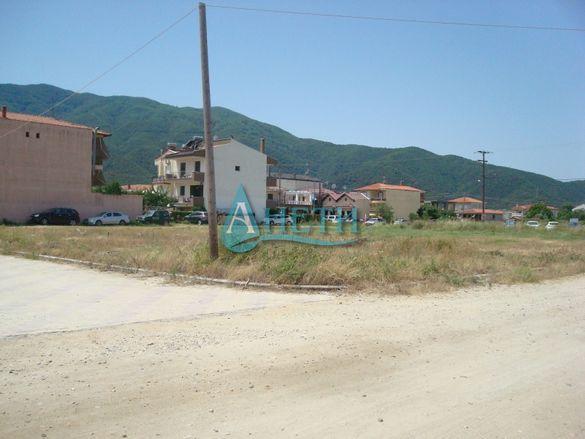 УПИ 420 м2 на плажа в курортно селище Ставрос, Гърция