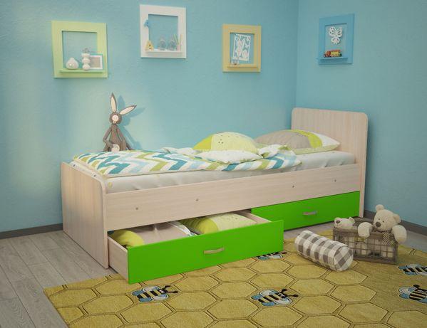 №166 Детская кровать «Антошка»
