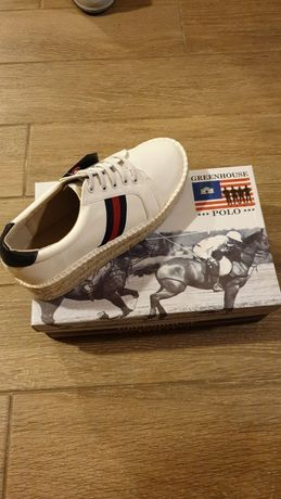 Pantofi sport greenhouse polo originali