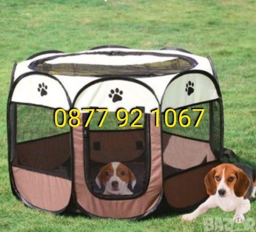 Кучешка кошара, клетка за кучета и котки, домашни любимци
