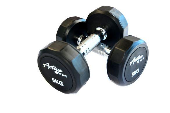 Професионални Гумени Гири Active Gym 1кг - 50кг НОВИ