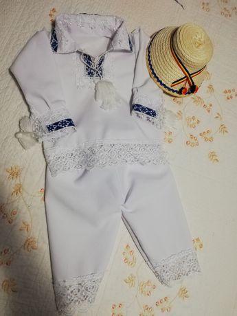 Costum popular bebeluși