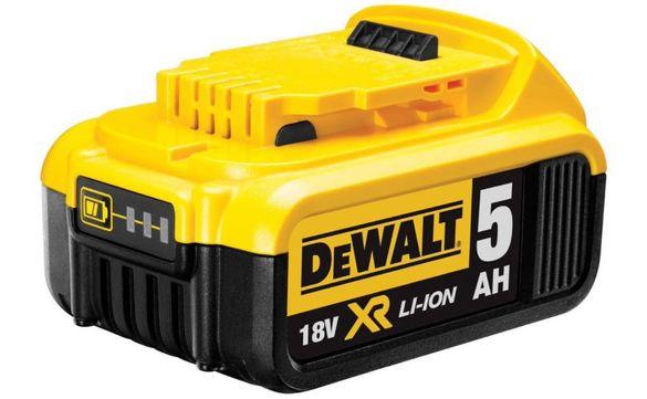 Батерия акумулаторна DeWALT 18V, 5.0Ah