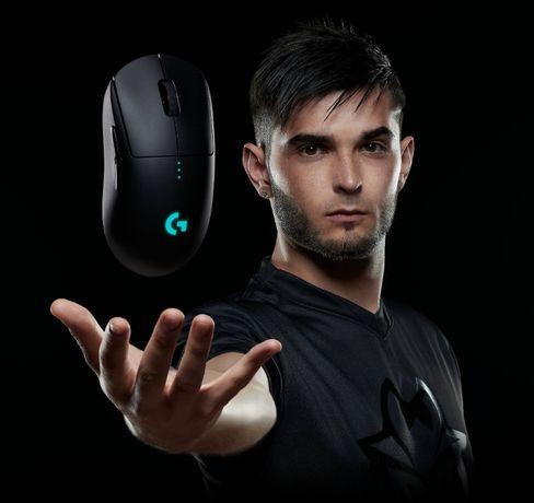Mouse Gaming Wireless Logitech G PRO LightSpeed Hero Nou Sigilat