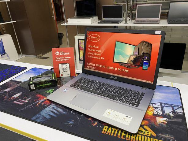 Ноутбук Asus VivoBook 17'3 Core i5-7200U/4GB/HDD 1TB/GeForce 920MX