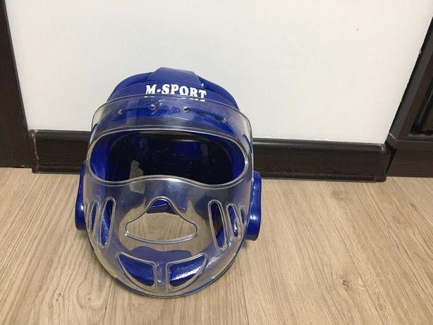 Шлем для кудо,рукопашный бой до 10лет