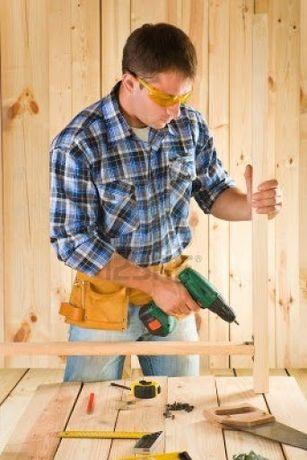 Услуги плотника установка дверей ламинат