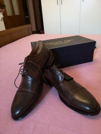 Pantofi Giancarlo Nori noi Made în Italia