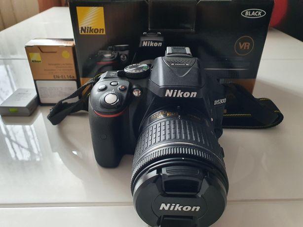 Nikon D5300 ca nou
