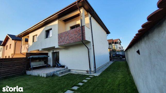 Casa-Duplex,P+E+Pod,mobilata/utilata,curte amenajata,150mp,canalizare.