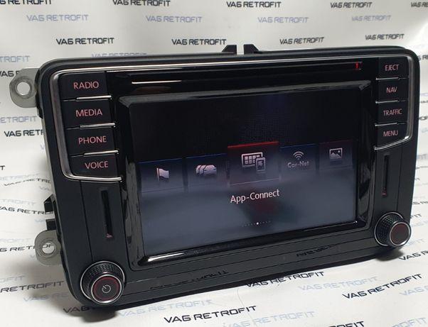 Navigatie Discover Media MIB ST2 VW Golf 5 6 CC App Connect RNS 510