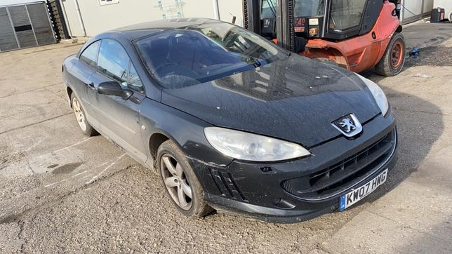 Dezmembram Peugeot 407 coupe 2.2 benzina, an 2007 Cod motor: 3FY