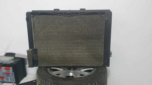 BMW F10 525D radiatoare și ventilatoare