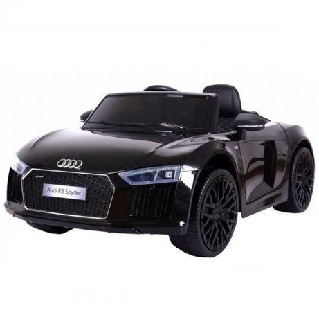 Masinuta electrica pentru copii Audi R8 albastru varianta MARE