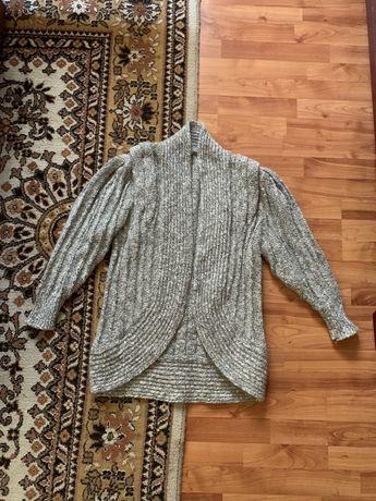 Cardigan tricotat 44% Mohair 36 S