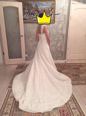 Продам свадебное элитное платье