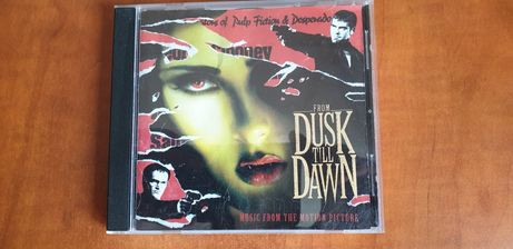 CD Soundtrack muzica film : From Dusk Till Dawn (1996)