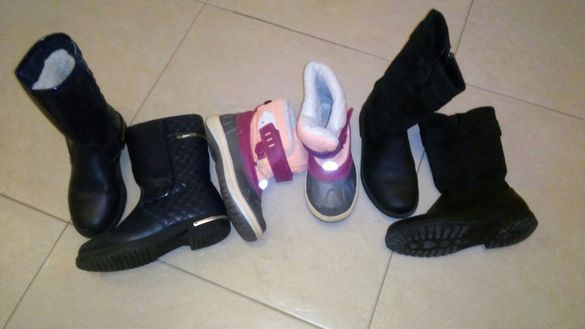 Нови обувки и сандали
