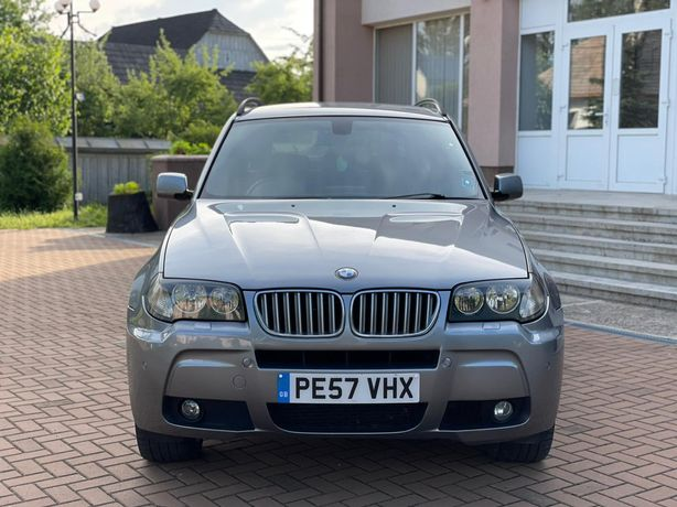 Bară față, capotă , trager , aripi BMW X3 E83 Facelift 2008
