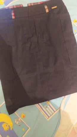 Школьная одежда сарафан юбка блузка