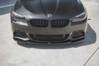 Prelungire bara fata Lip BMW Seria 5 F10/ F11 (11-17) M Tech V4 Maxton