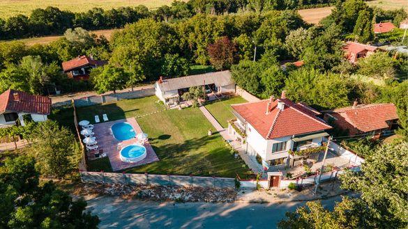 """Къща за гости с басейн - """"Луда Камчия"""""""
