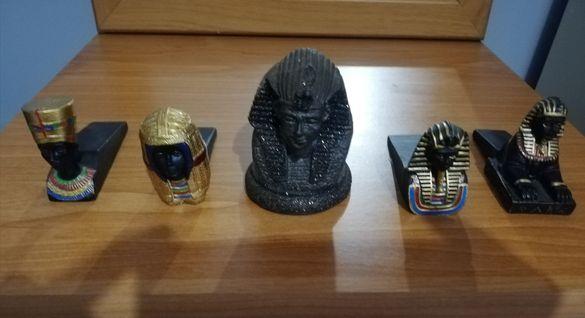 Сувенири комплект египетски богове 5бр нови!!!