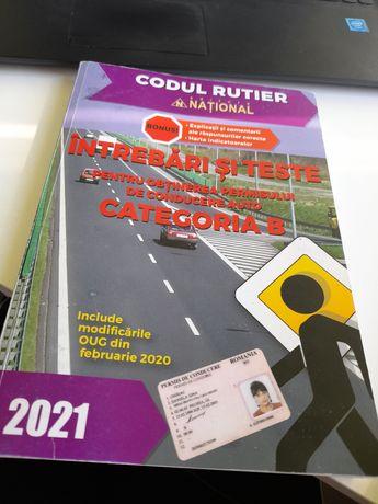 Carte pentru școală de șoferi
