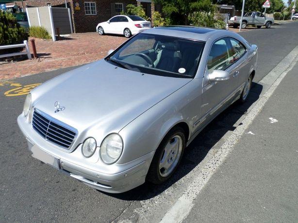 Dezmembrari Mercedes Benz CLK 320i W208 (2001)