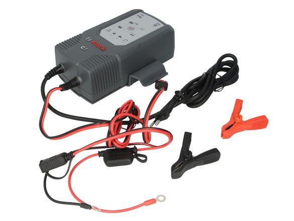 Зарядно за акумулатор БОШ Ц7 / Bosch C7 БЕЗПЛАТНА ДОСТАВКА