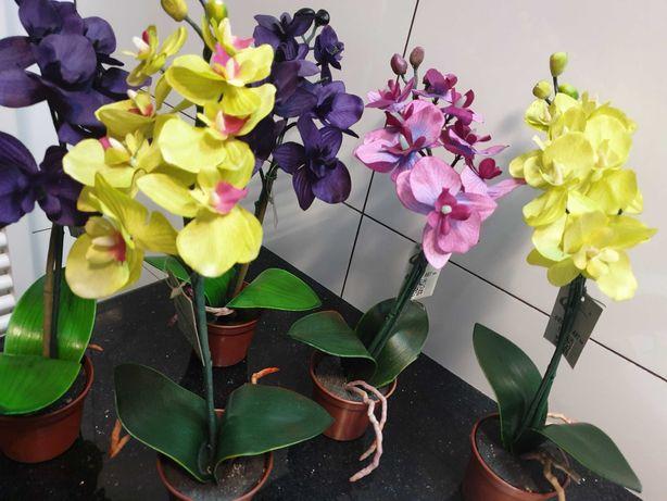 Orhidee decoratie, nu naturala, artificiala