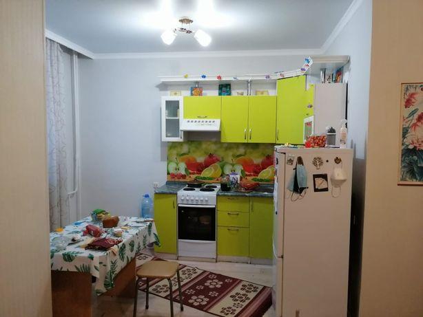 Продаётся 1-комнатная кухня-студия на Лесной Поляне дом 9