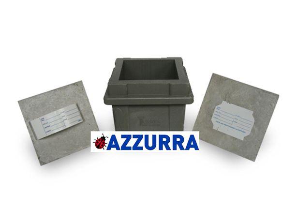 Tester beton /Tipar prelevare PROBE BETON 150x 150x 150 mm