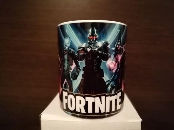 Чаша на Fortnite