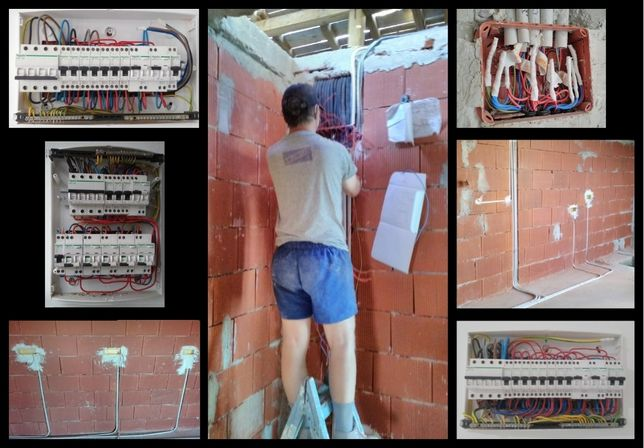 Electrician interventii - montaj , tablouri si circuite electrice