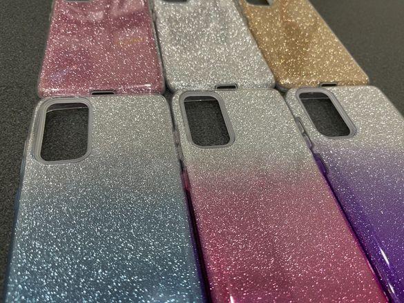 Samsung Galaxy S20 FE , A21S , S21 , S21+ ,S21 Ultra блестящи силикони