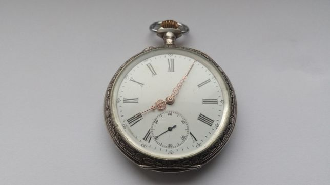 Ceas de buzunar argint de colectie
