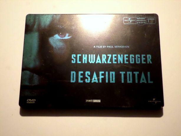 Film DVD Steelbook editie limitat de colectie Total Recall(1990)Arnold