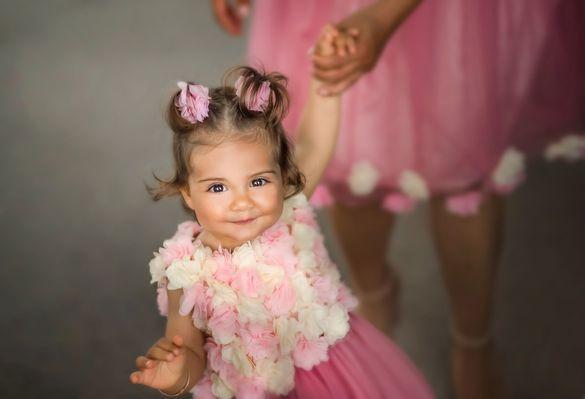 Детски и дамски рокли Principesa