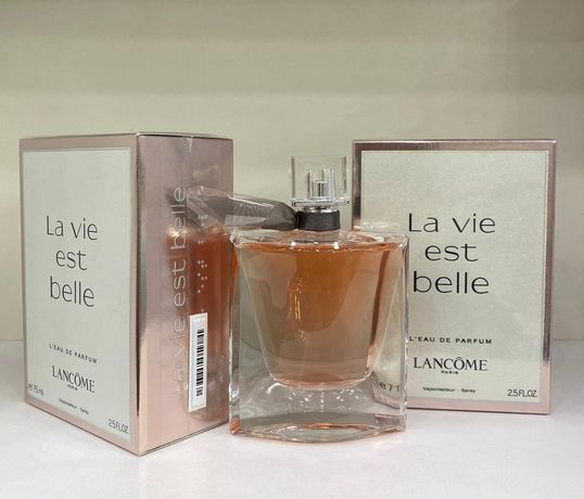 Оригинал ! Lancome La Vie Est Belle EDP 75мл.