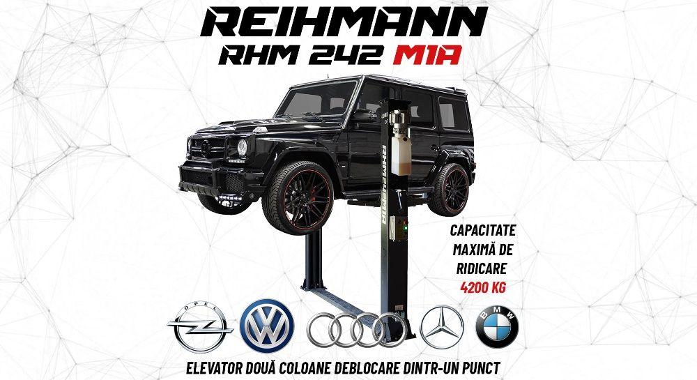 Elevator auto 2 coloane !!! NOU !!! REIHMANN 242M1A 380V garantie 2 an