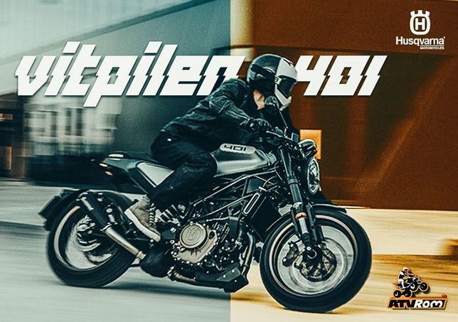Motociclete Husqvarna Street 2021