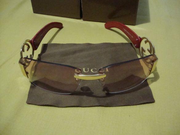 GUCCI оригинални слънчеви очила лимитиран модел