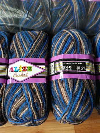 Прежда , прежди за ръчно плетиво