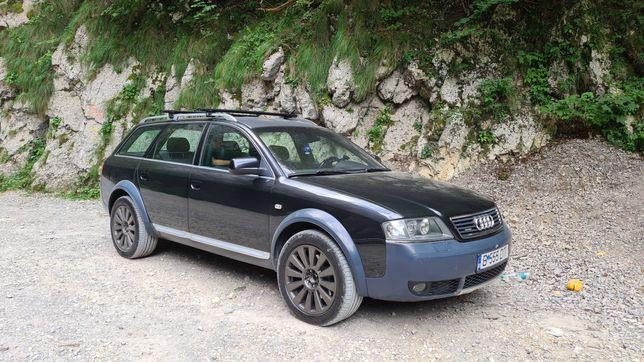 Audi A6 C5 Allroad Particular/Proprietar 2005 - 180.000km