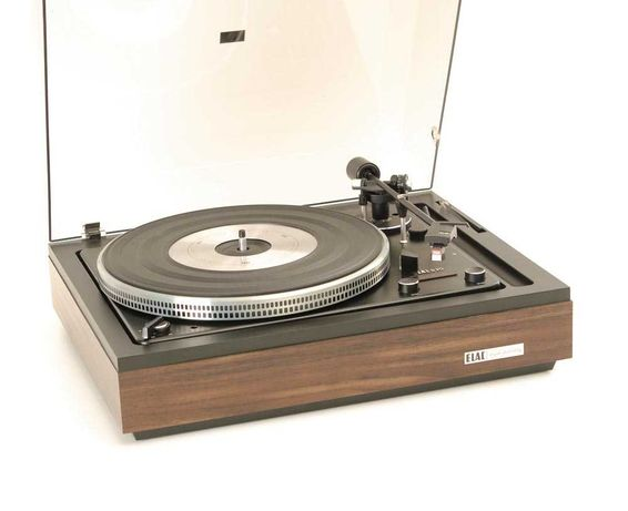 Pick-up ELAC 830 HIGH FIDELITY, made in Germany, NOU
