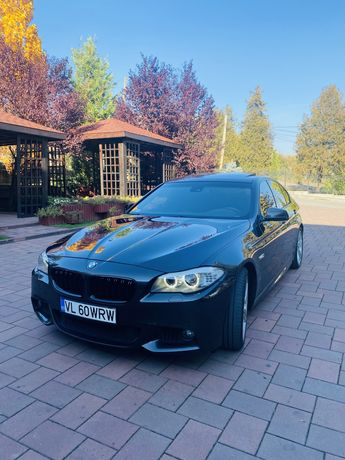 BMW 520d M Packet fabrica
